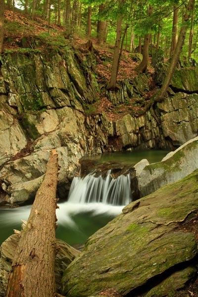 Honey Hollow Falls 4