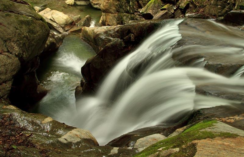 Honey Hollow Falls 1