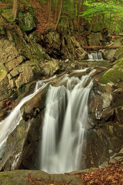 Honey Hollow Falls 2