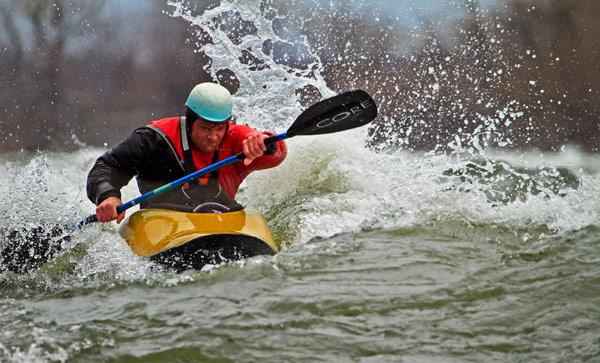 Kayak de rivière 3