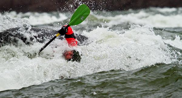 Kayak de rivière 2