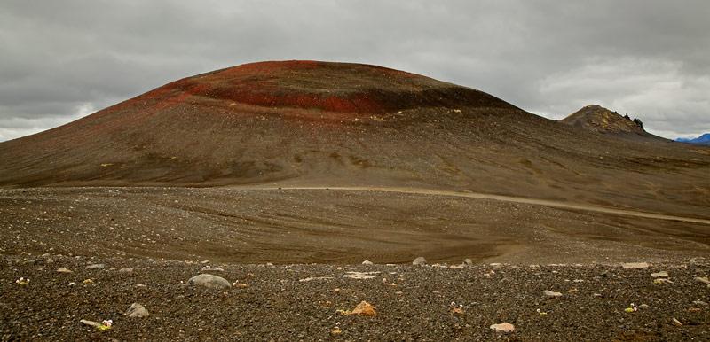 Landmannalaugar de la F208 - détail 2