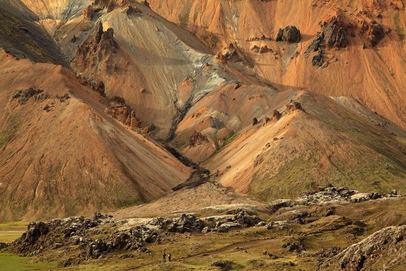 Vallée du Landmannalaugar 1