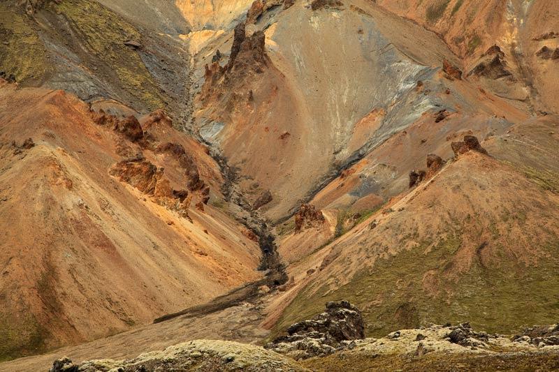 Vallée du Landmannalaugar 4