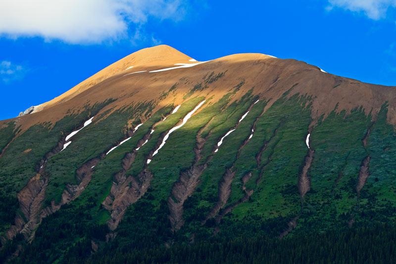 Montagnes Opal
