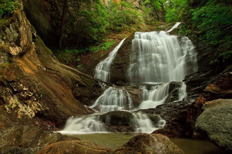 Moss Glenn Falls 2