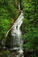 Moss Glenn Falls - Vertical