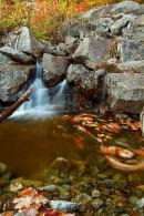 Ruisseau Des Chênes à l'automne