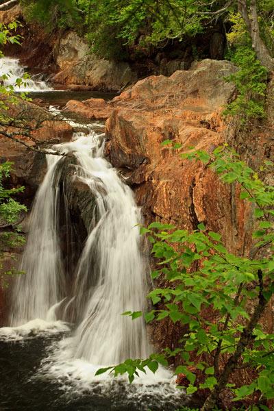 Small Falls - 2e chute