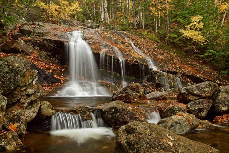 Thomson Falls à l'automne