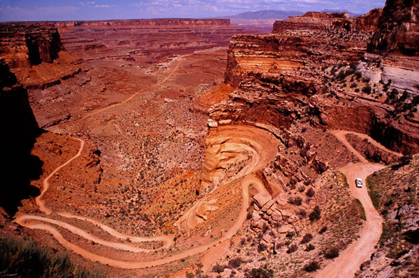 The Neck - Canyonlands NP, Utah
