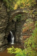 Entrance Bridge, Watkins Glen