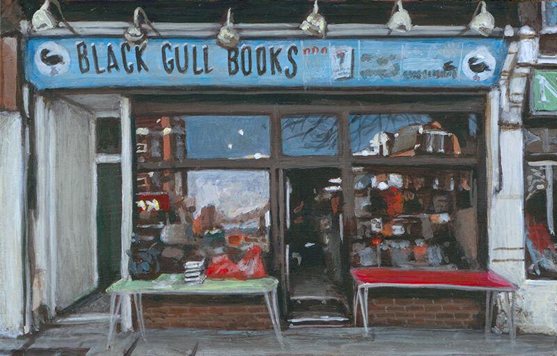 Black Gull Books