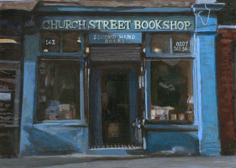 Church Street Bookshop