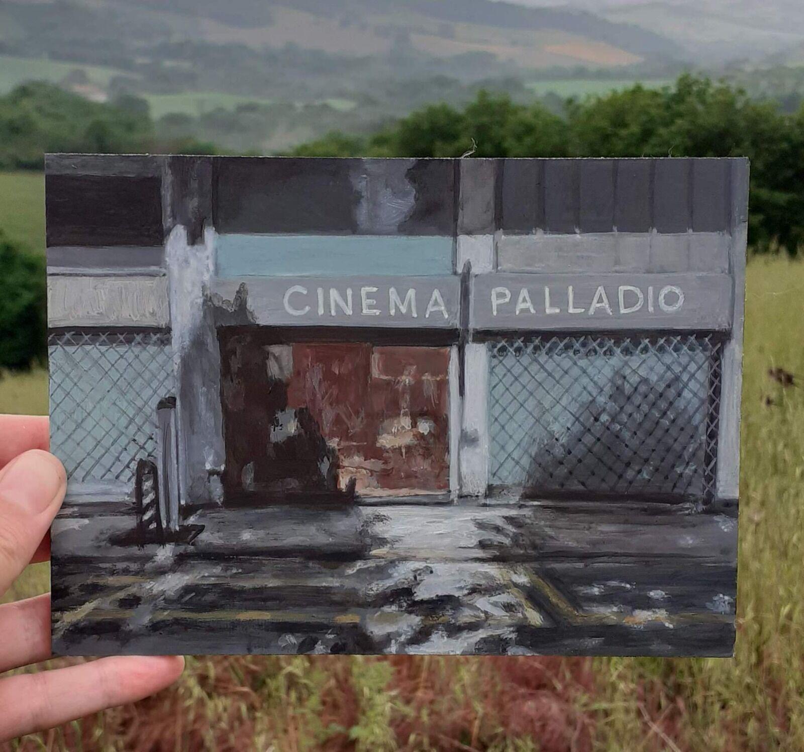 Cinema Palladio, Vicenza - SOLD