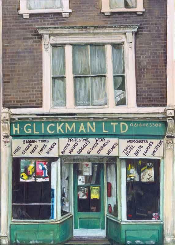 H.Glickman Ltd, Tottenham