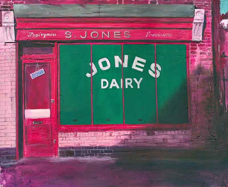 Jones Dairy, Shoreditch
