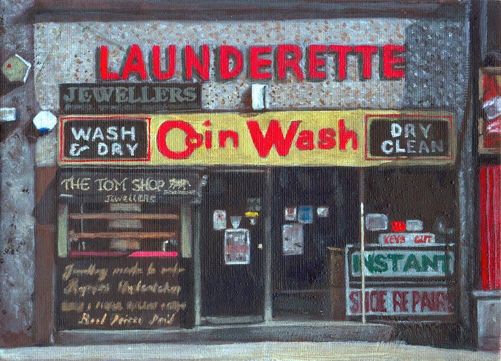 Launderette, Streatham 72