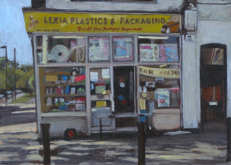 Lexia Plastics, Palmers Green