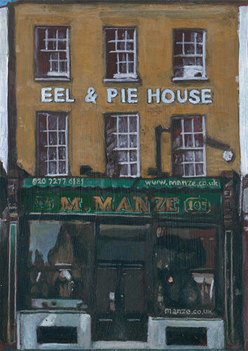 M.Manze Eel&Pie House