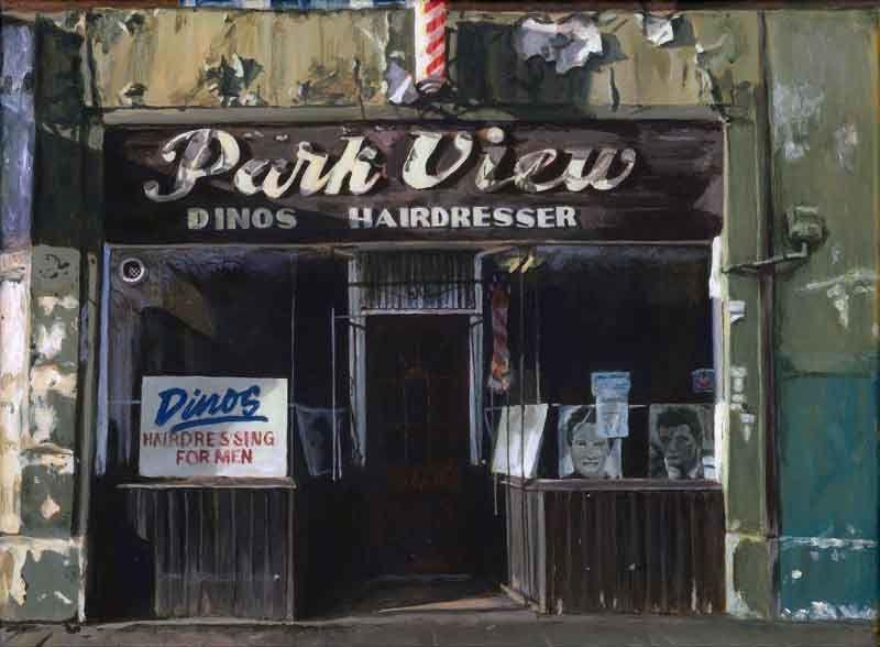 Parkview Hairdressers, Kennington