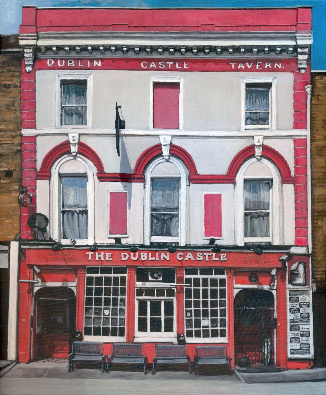 The Dublin Castle, Camden 72 dpi