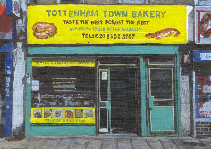 Tottenham Bakery
