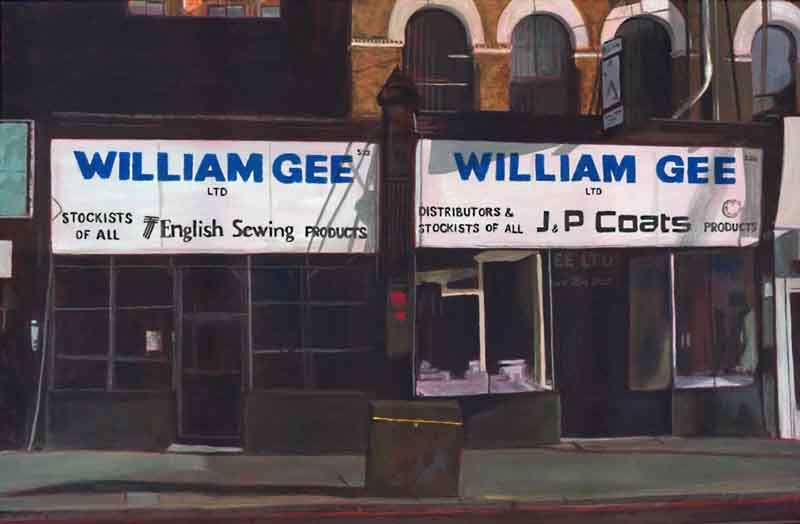 William Gee Ltd, Dalston
