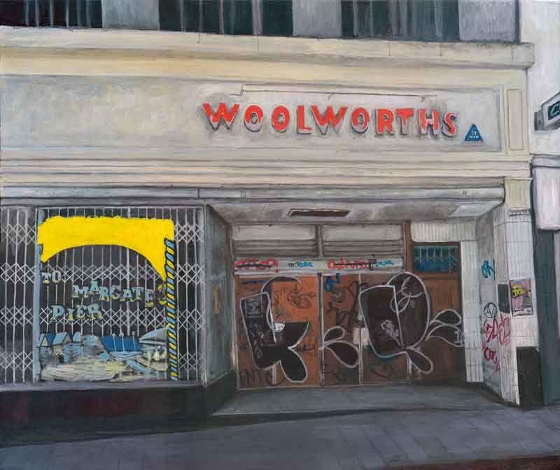 Woolies, Margate