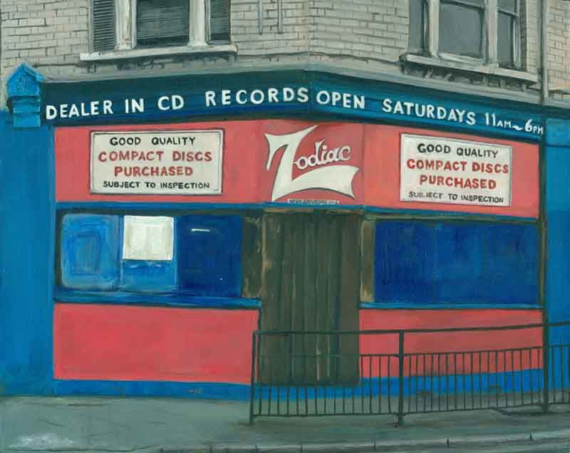 Zodiac Records, Wandsworth