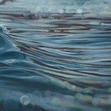 St Ives Glass i, 91x38cm, framed £1500