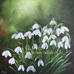 Home page snowdrops