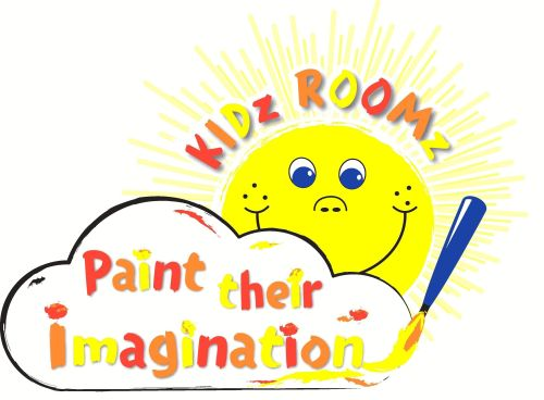 KIDzROOMz - Paint their imagination.