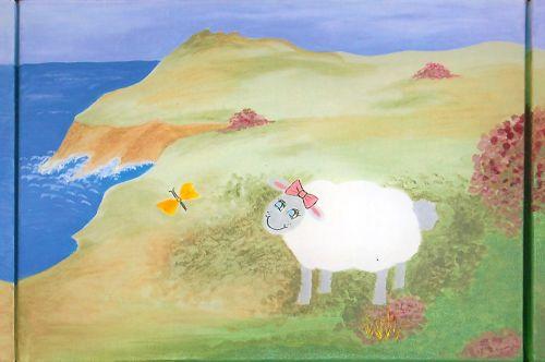 Meet Charlotte Sheep