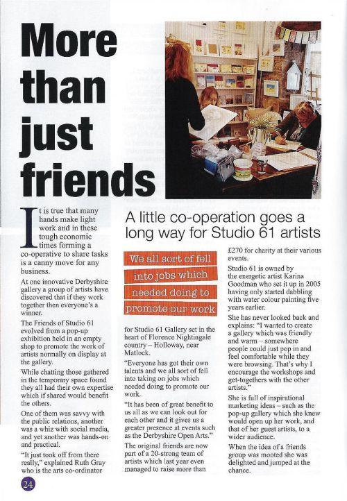 Friends of Studio 61