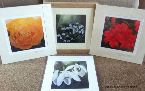 A selection of my prints.