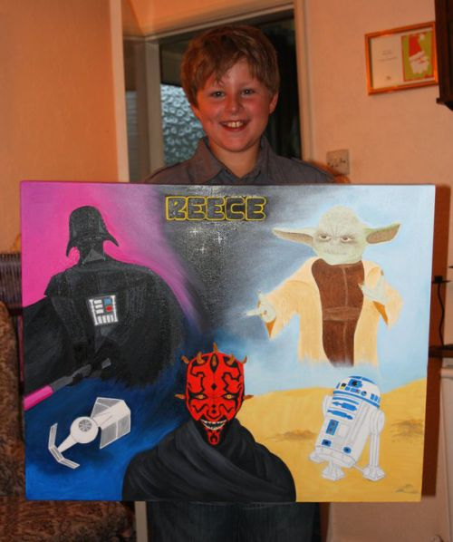 Large Star Wars