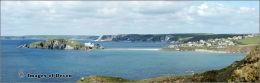 Burgh island & Bigbury on sea.