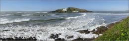 Burgh island surf.