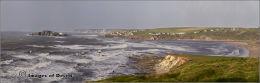 Bantham & Burgh island surf.