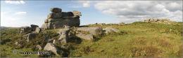 Saddle tor, Dartmoor.