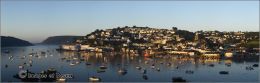 Salcombe at sunrise.