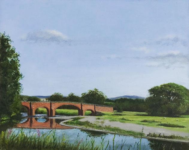 """""""The Eden Bridge"""" - Lazonby"""