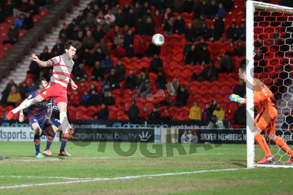 Doncaster Rovers v Bradford City (Sky Bet Div 1)
