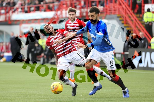 Hamilton Accies v Rangers (Scots Premier)