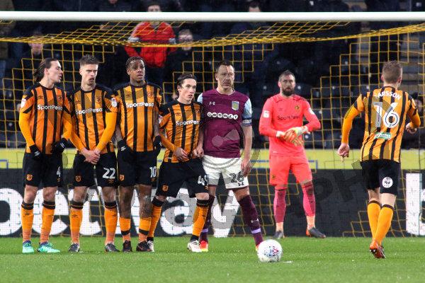 Hull City v Aston Villa (Sky Bet Championship)