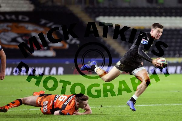 Hull FC v Castleford Tigers (Betfred Super League)