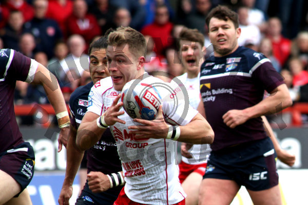 Hull KR v Leeds Rhinos (Betfred Super League)
