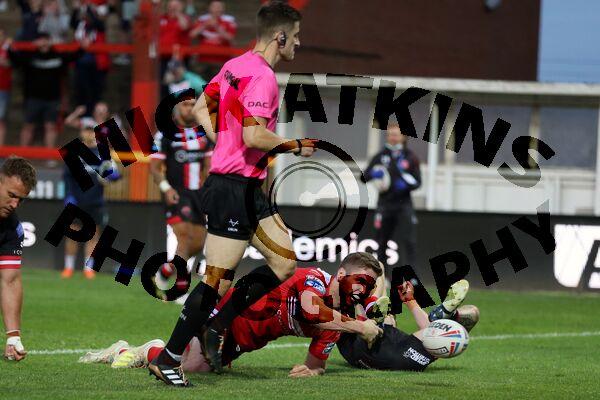 Hull KR v Salford Red Devils (Betfred Super League)