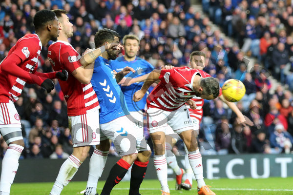 Rangers v Hamilton Accies (Scots Premier)